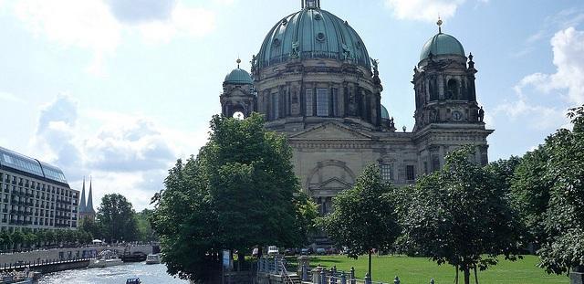 Berliner Dom flickr (c) puggles CC-Lizenz