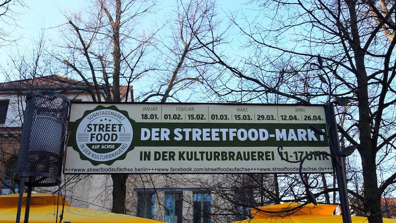 Streetfoodmarkt