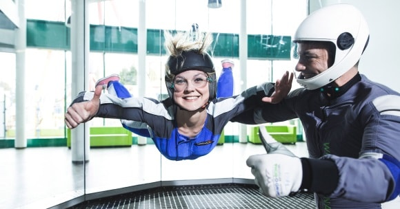 WINDOBONA Berlin Indoor Skydiving und Bodyflying